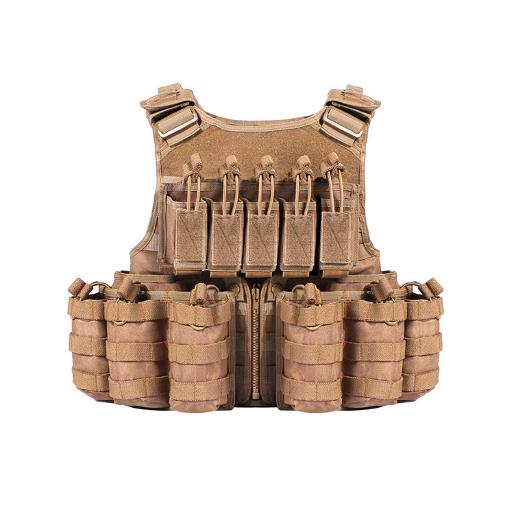 Military Army  Police Tactical Combat Vest For Shooting and Outdoor Hunting Games Vest