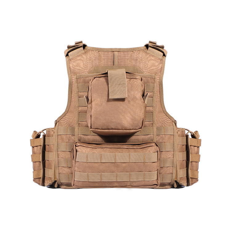 Wholesale multicam camouflage outdoor stab proof police army bulletproof military tactical vest