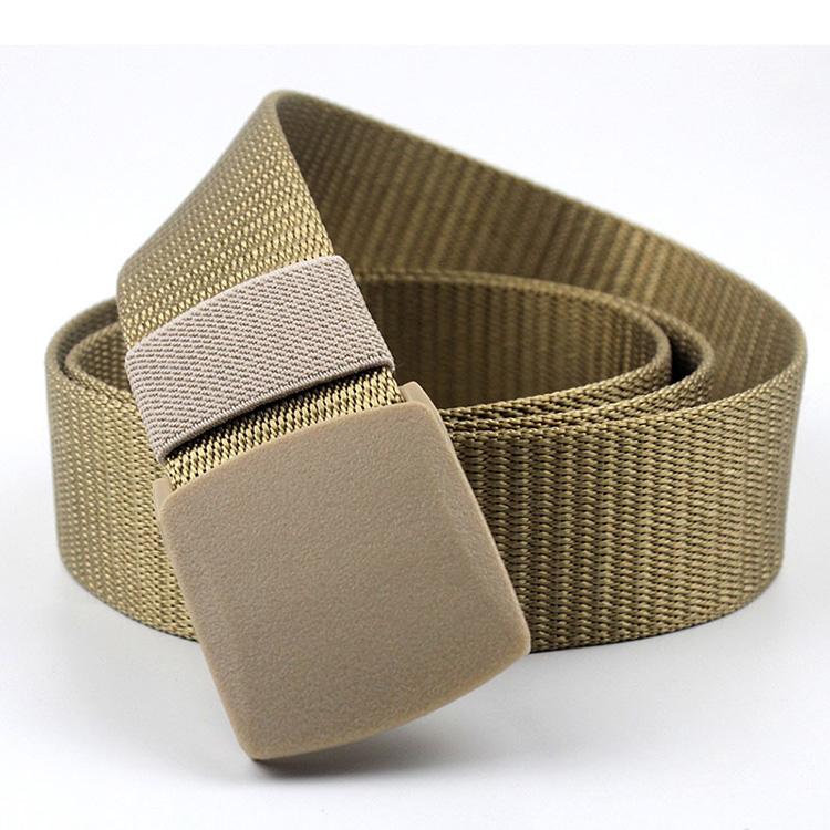 Customized military nylon tactical tape in Khaki Green Grey  colour