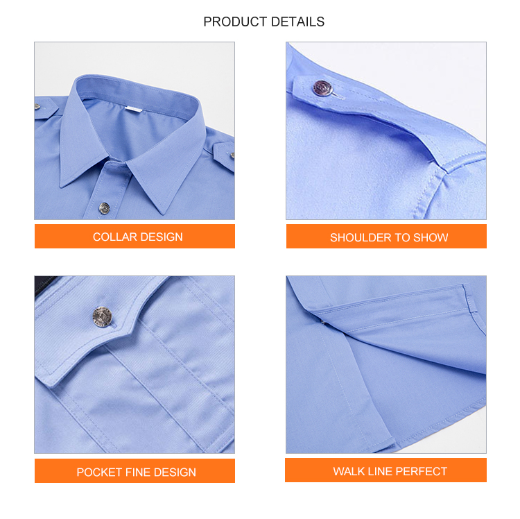 China Cheap price The Biggest Work Uniform Manufacturer -