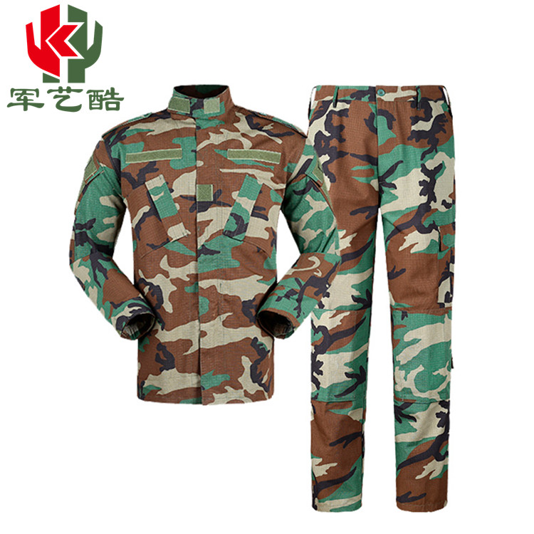 Wholesale Custom Military Clothing Woodland Camouflage ,China Camouflage Uniform