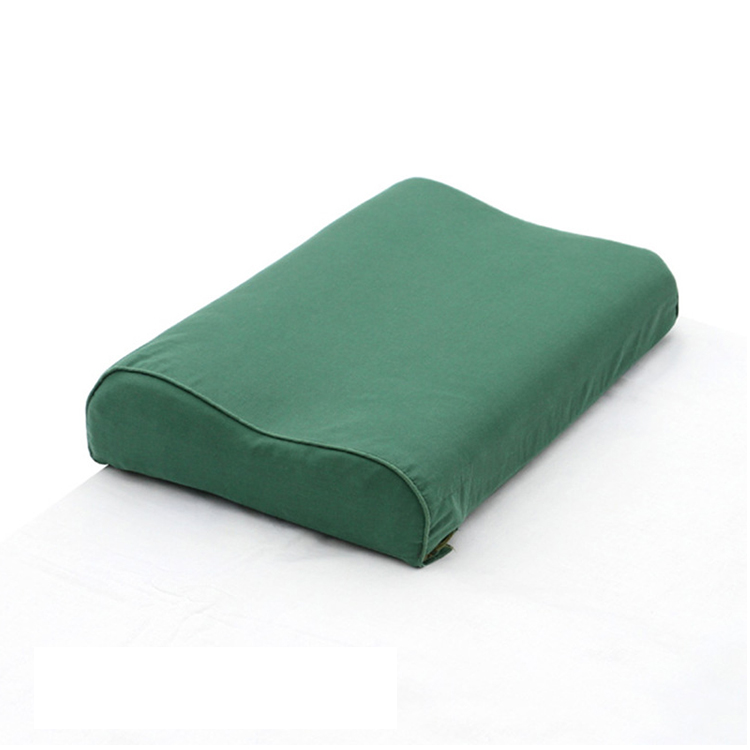 Hot sale comfortable pillow type 07 army pillow, single student army pillow
