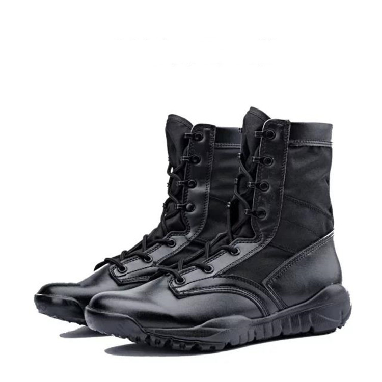Hot Sale Black CQB Ultra Light Combat Boots