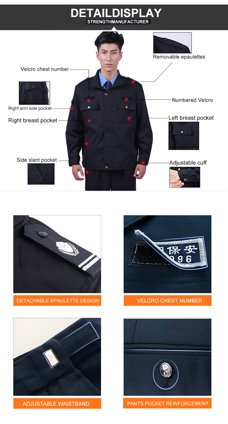 Factory Supply Military Tactical Uniform -