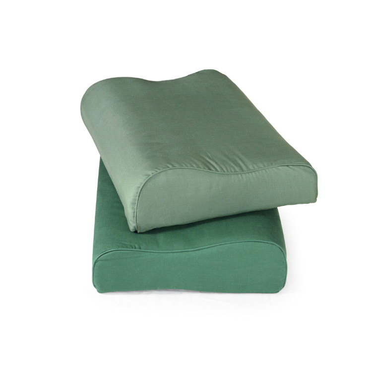 Hot sale comfortable type 07 pillow recovery memory cotton space pillow for cervical spine repair