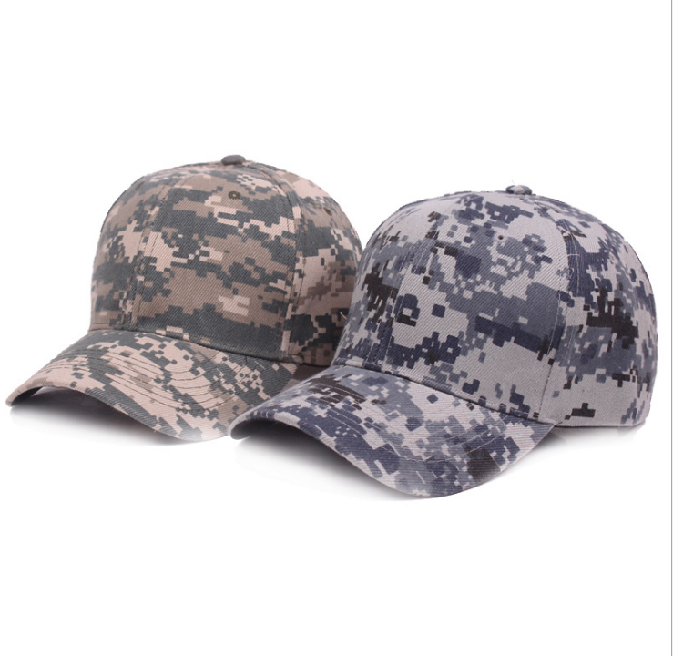 Factory wholesale outdoor unisex sun protection baseball military cap Featured Image
