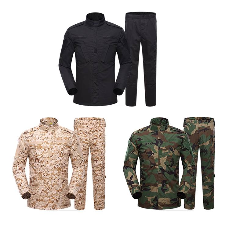 High Quality Military Uniform Manufacturer Supply -