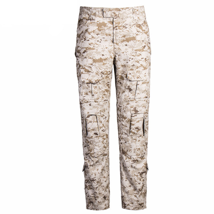 Wholesale high quality camo pants military desert camo pants  army men pants Featured Image