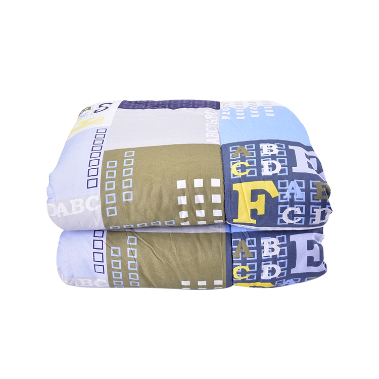 Hot sale wholesale  student quilt bedding sets bed student bedding sets