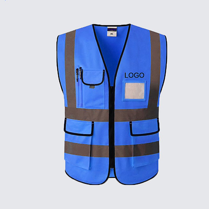 custom reflective tactical vest safety, traffic reflective vest