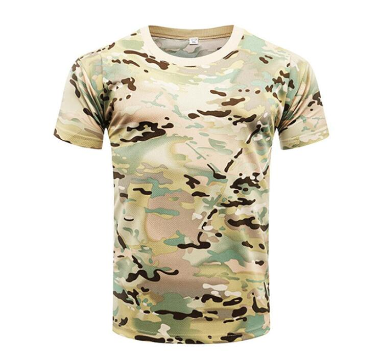 CP multicam camo Army Military T- Shirts  in factory price