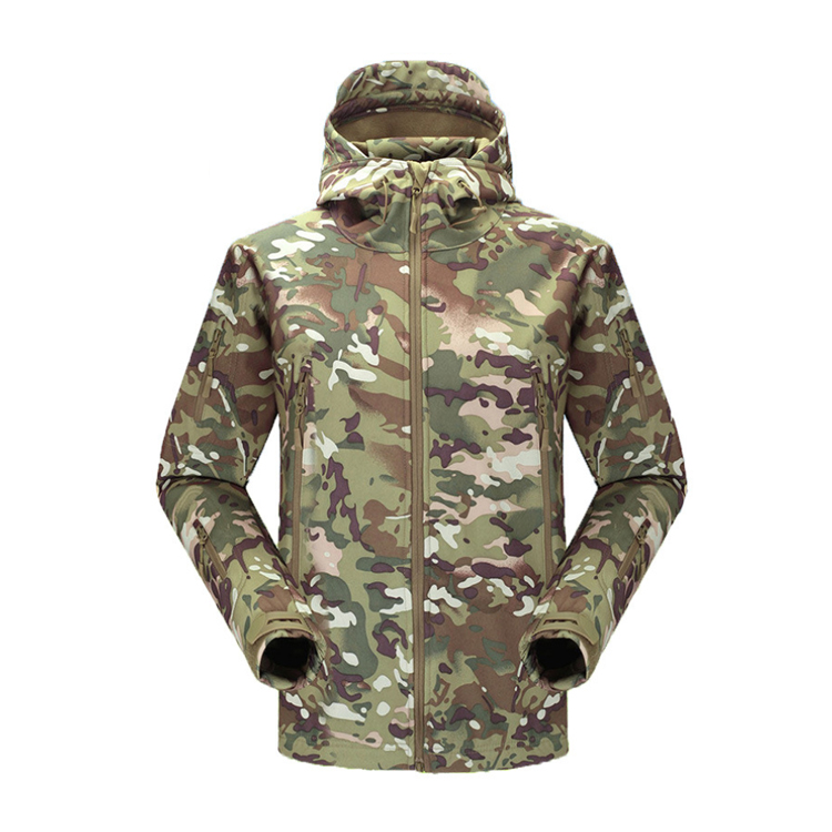 New Design Wasteland Python G8 tactical jackets outdoor waterproof camouflage coat jacket