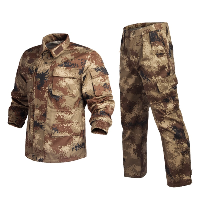 Wholesale spanish desert camo military uniform military camouflage uniform army