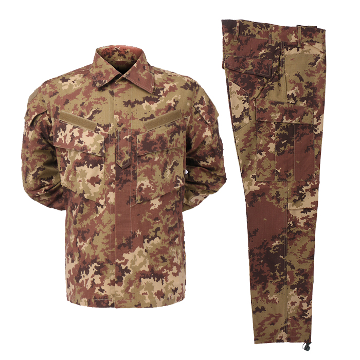 Custom army combat  tactical uniform  military clothing for sales