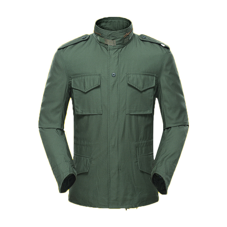 Wholesale Waterproof Army Green M65 Jacket Combat Winter Camouflage  Clothing