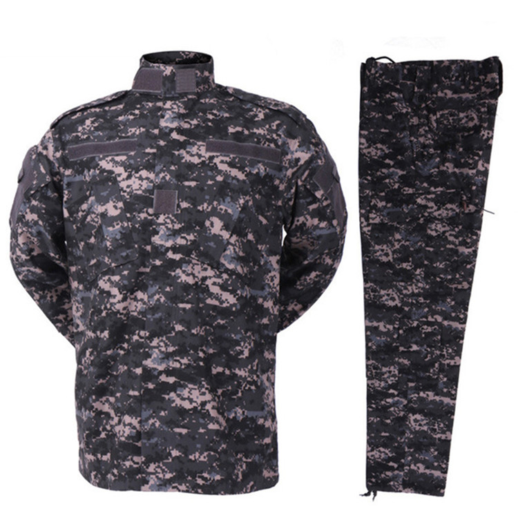ACU Digital Army Military Uniform Camouflage Army Clothing