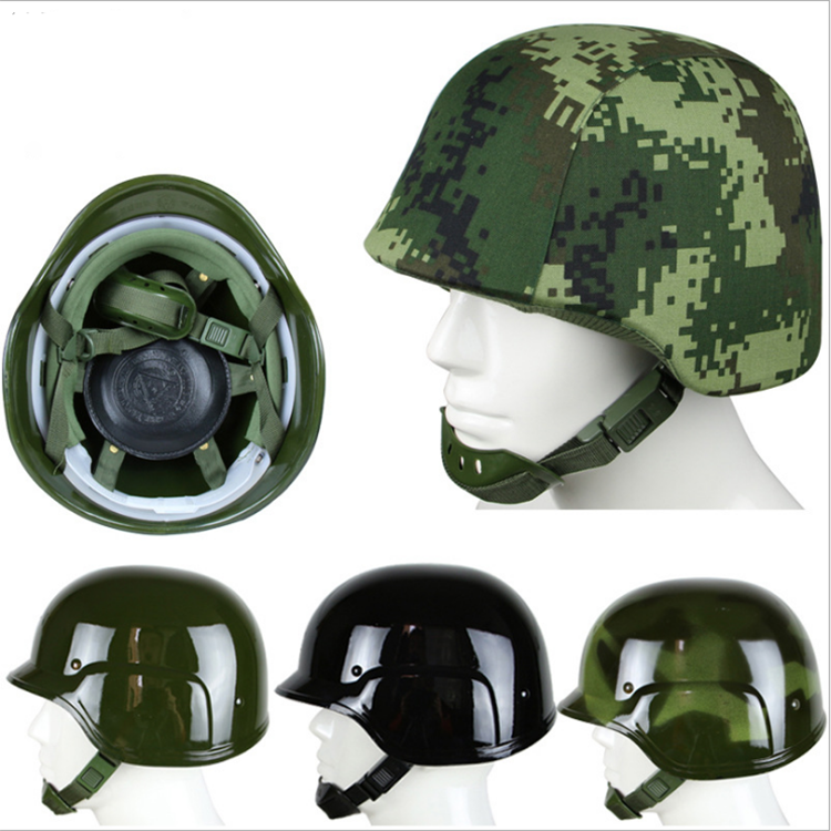 Professional China Police Shield – Factory wholesale direct sales riot-proof German helmet military cap – Junyiku