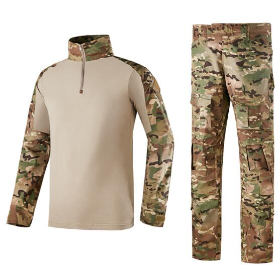 OEM Service Outdoor  Long sleeve camo military tactical suit,military uniform army