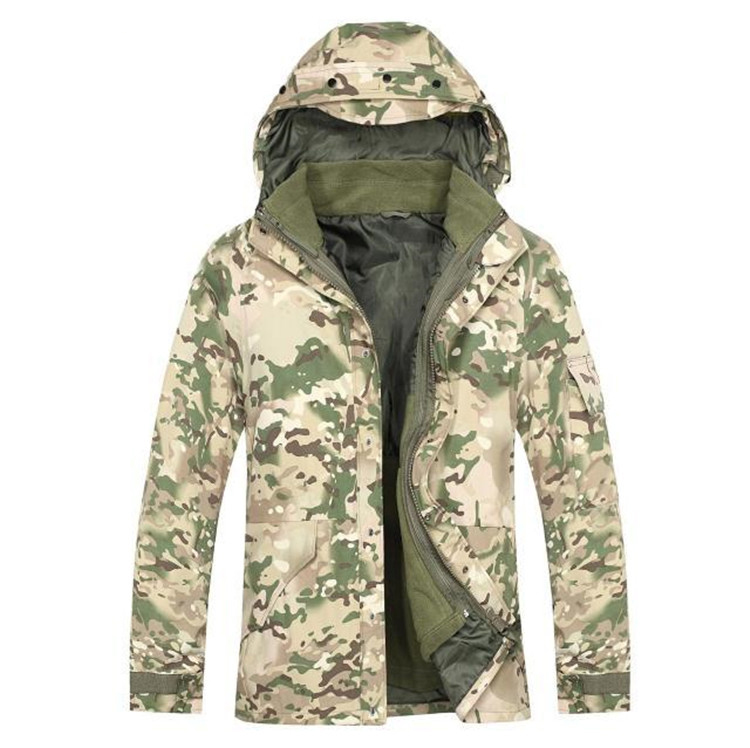 2019 New style fashion Camouflage Jacket comfortable outdoor  for Military