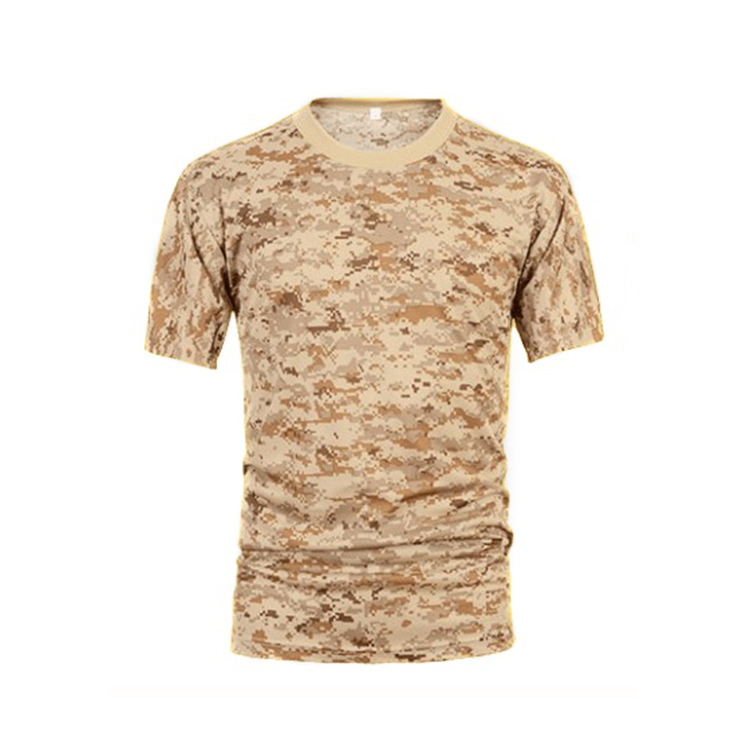 Custom digital desert New style army uniforms tactical military mens t shirts