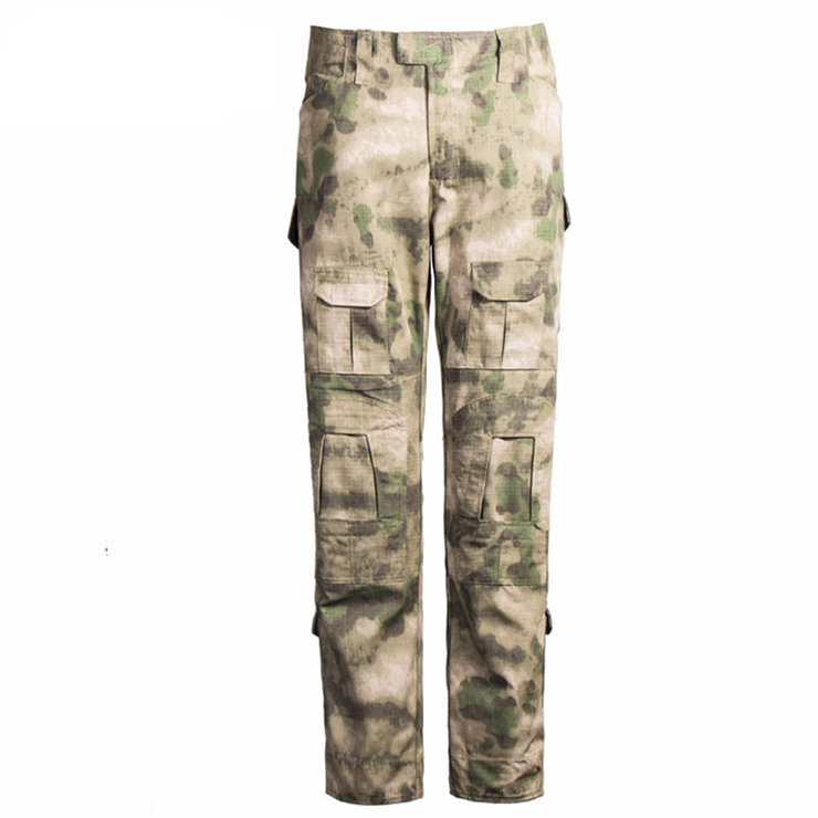 Wholesale high quality military tactical pants men desert woodland camo pants
