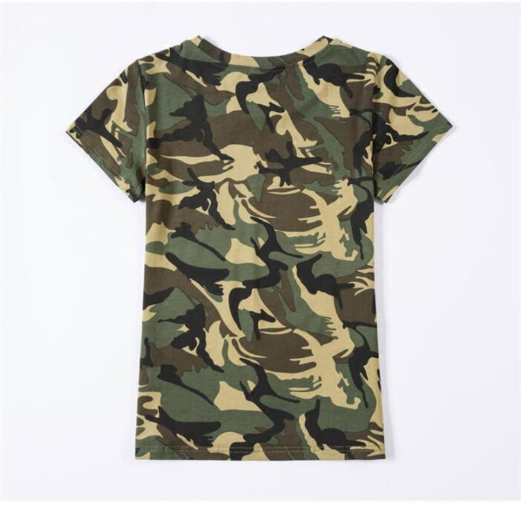 Wholesale  camouflage for kids T shirt high quality military uniform,Children's camouflage clothing T shirt