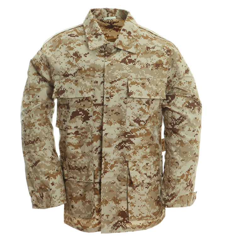 Wholesale cheap bdu uniforms ,BDU camouflage military uniform clothes suit men
