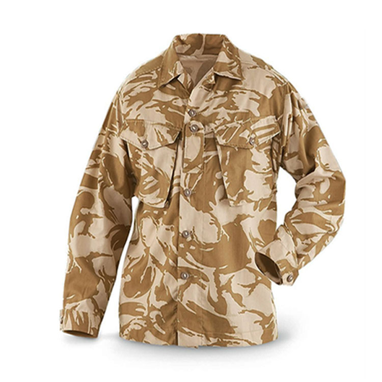 New British Army Desert II Camouflage Suit  ,tactical military uniforms desert