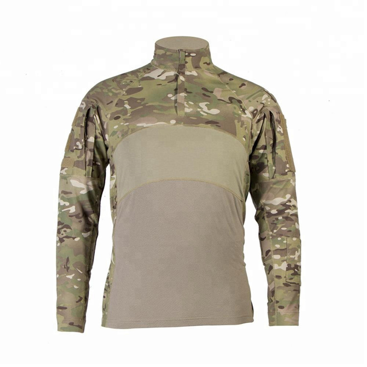 OEM Wholesale Long sleeve china factory camouflage full body tactical suit