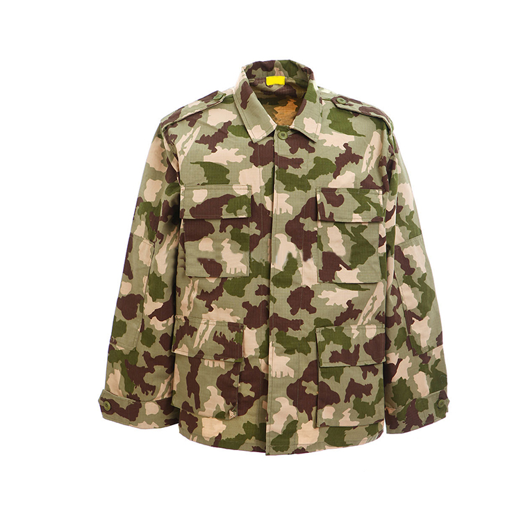 Military Uniform  desert camo 6 color bdu sand color military uniform  army clothes