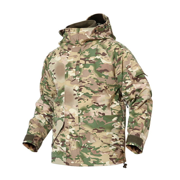 Wholesale  m65 Military Tactical army woodland camouflage jacket