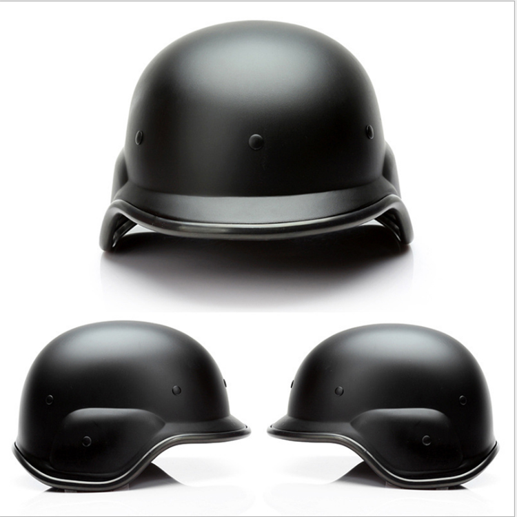 Professional China Police Shield – Factory wholesale direct sales riot-proof German helmet military cap – Junyiku detail pictures