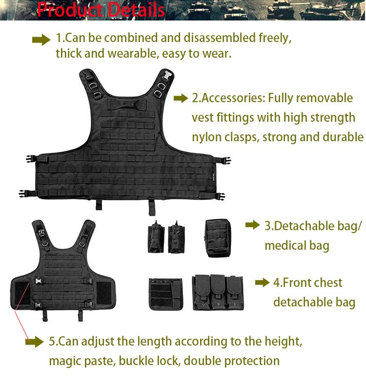 2019 Good Quality Safety Reflective Vest -