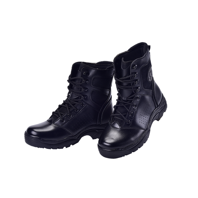 New Design  winter combat boots military tactical shoes waterproof  army boots military outdoor