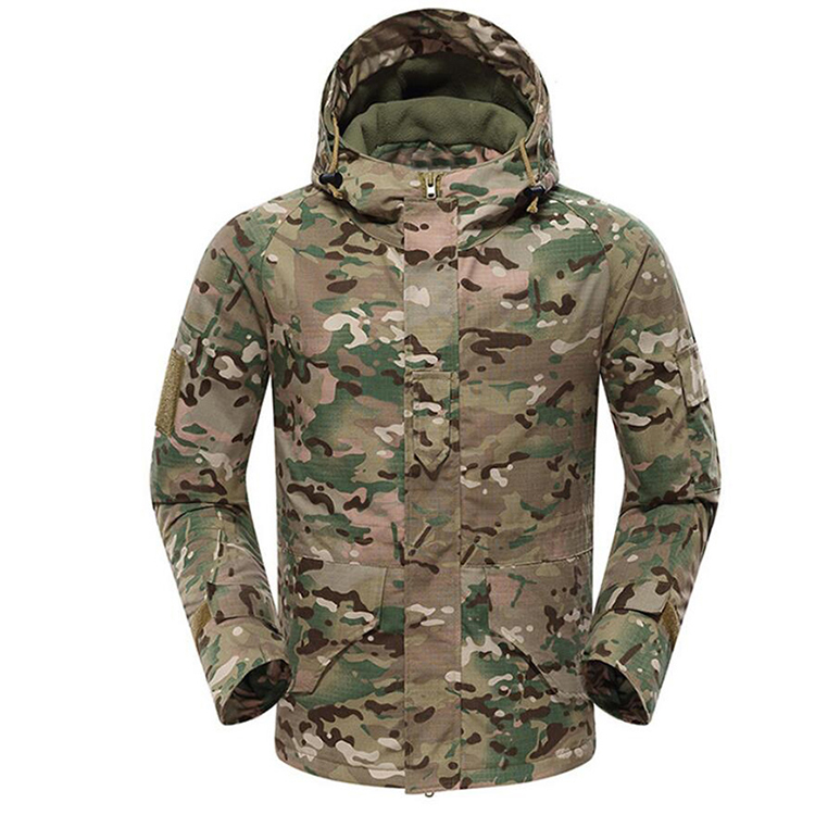 Army Military Clothing Tactical Men's  Outdoor Windproof Military Jacket,military winter jacket