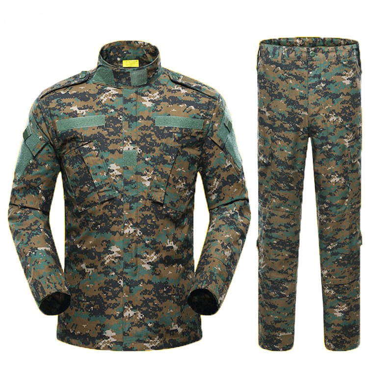 Wholesale jungle digital combat uniform woodland combat uniform