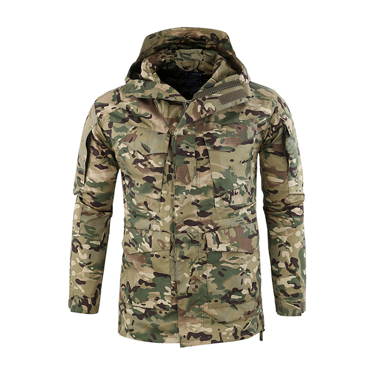 Army Military Tactical Men's Outdoor Waterproof Windproof Military Jacket ,military winter jacket