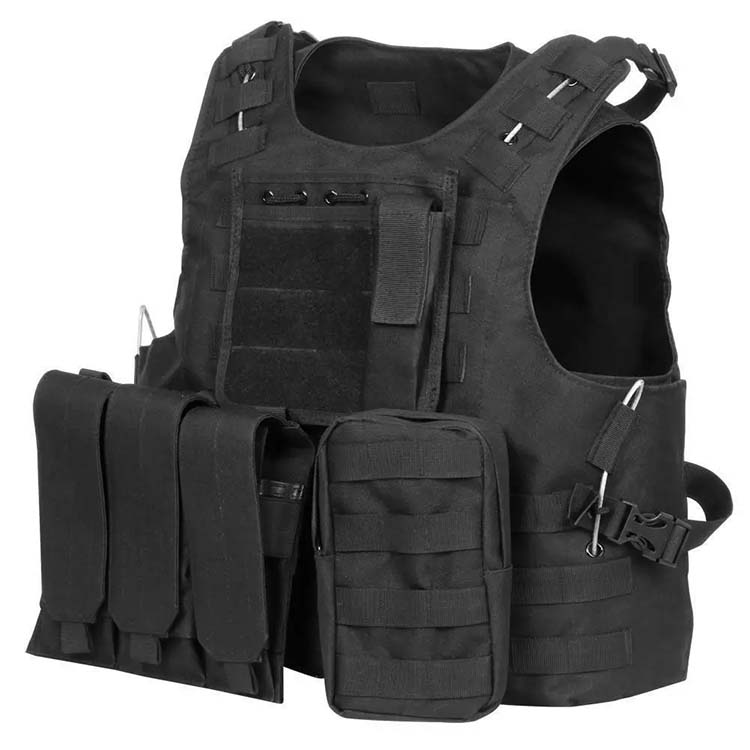 Wholesale Outdoor Sports Protective Training Multi-functional Tactical Vest Military Equipment
