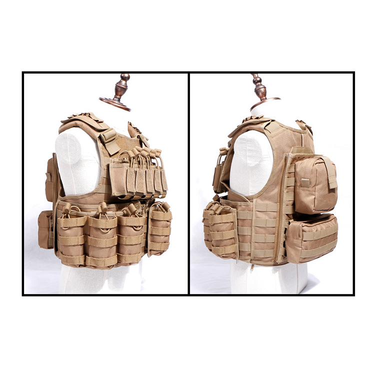 Wholesale high quality custom special forces military tactical vest,tactical security vest