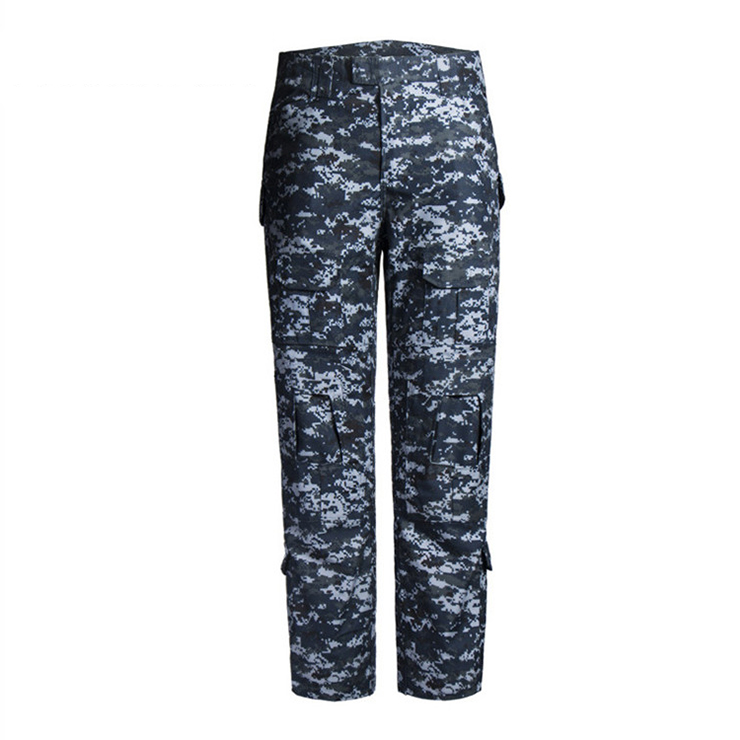 Wholesale Camo Tactical Pants Digital Navy Military Combat Army Pants