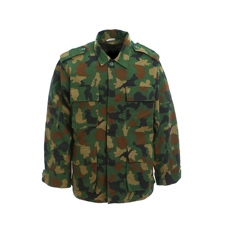 Wholesale bdu military navy blue combat uniform multilateral jungle  army military uniform