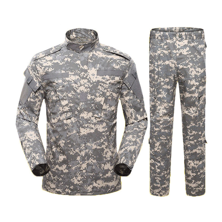 wholesale digital army uniform,camouflage military uniform clothes suit men