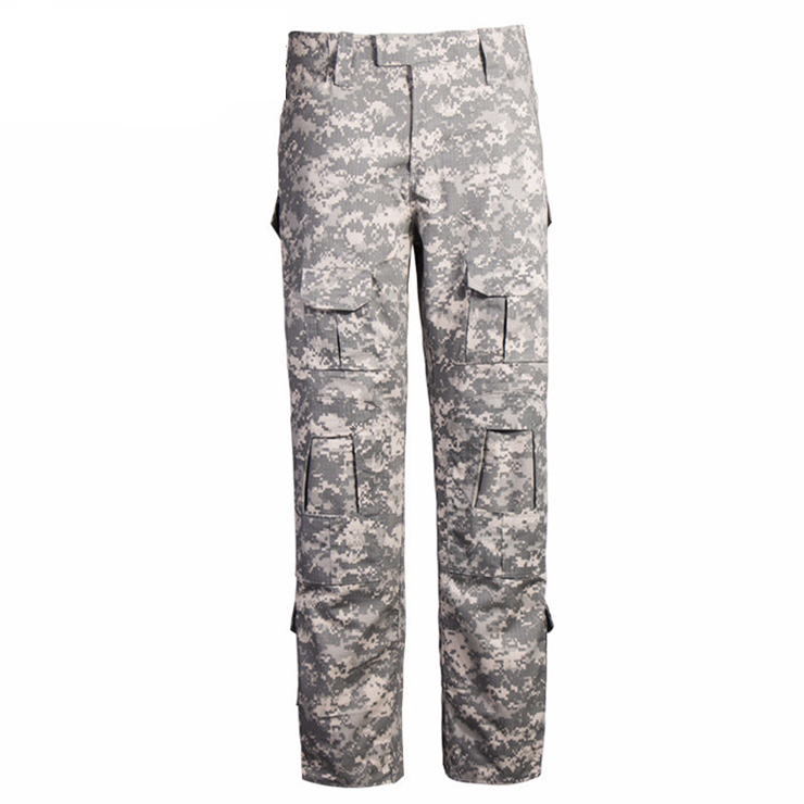 Wholesale high quality ACU camo tactical pants ripstop tactical military pants