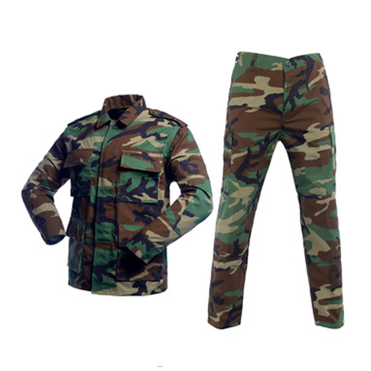 Wholesale Army military bdu military uniforms military camouflage uniform coat
