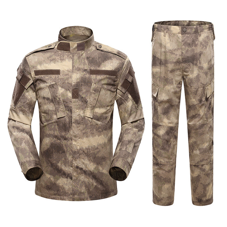 Wholesale Best selling uniform Digital Desert Camouflage Uniform Military Clothing Army Combat Uniform