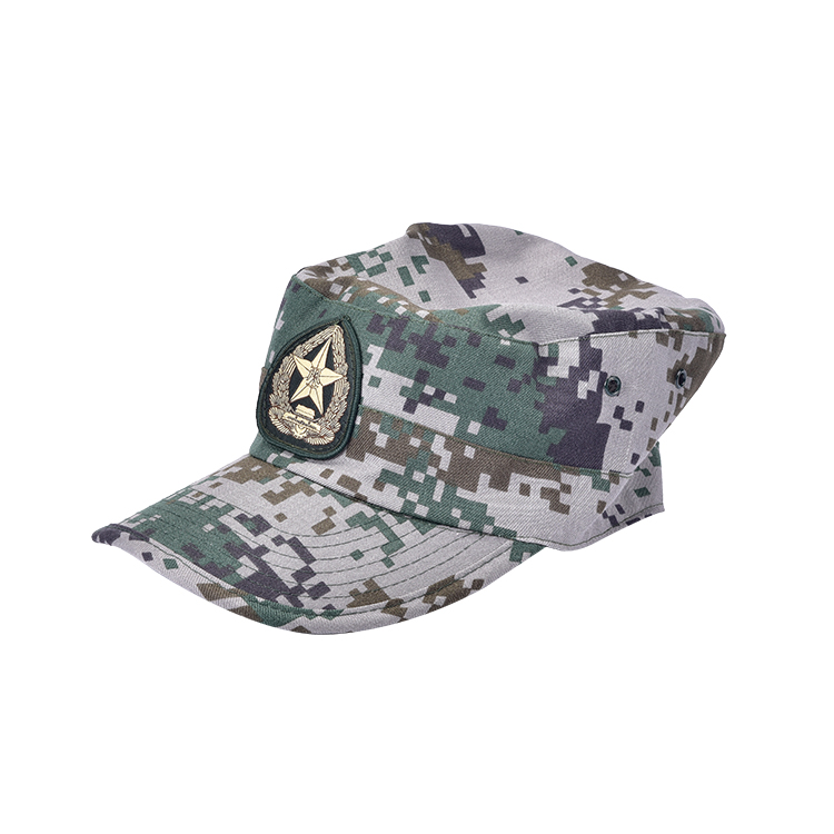 wholesale cheap military us army woodland patrol cap,camouflage hat