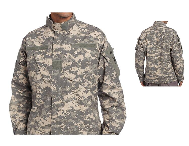 custom camouflage military uniforms  military camouflage uniform army ACU