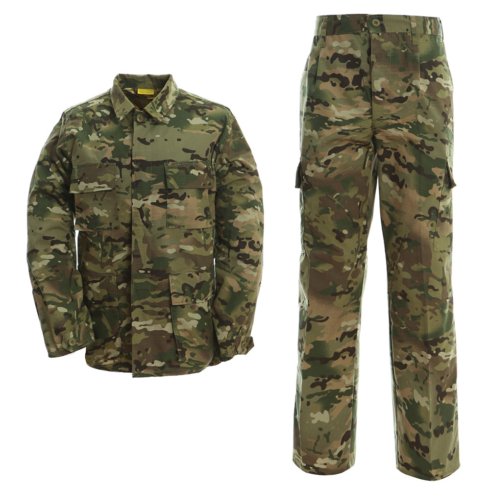 Wholesale military bdu combat uniform,military uniform pc camouflage fabric