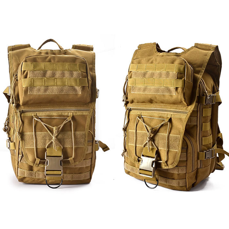 Wholesale Custom outdoor camping backpack men camo military backpack  wholesale tactical backpack