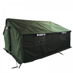 Disaster relief tent construction site tent outdoor rainproof tent